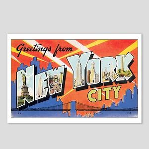 New York.jpg Postcards (Package of 8)