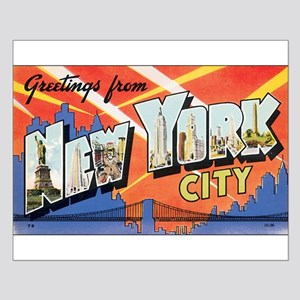 New York Small Poster