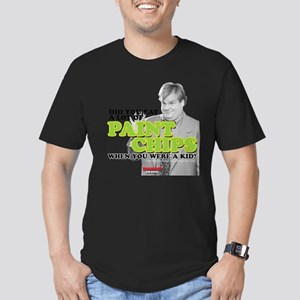 Animal Men's Fitted T-Shirt (dark)