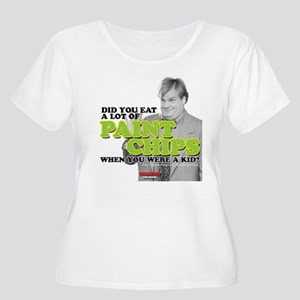 Animal Women's Plus Size Scoop Neck T-Shirt