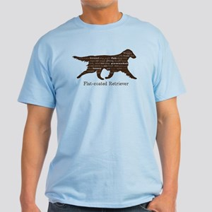 Flat-coated Retriever Light T-Shirt