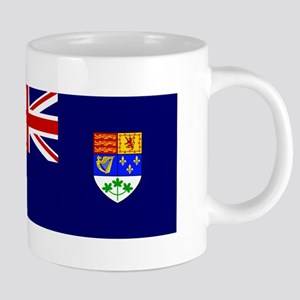 Flag of Royal Canadian Navy 1921-1957 Mugs