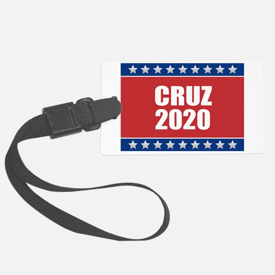 Cruz 2020 Luggage Tag
