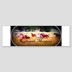 Kalispell Sticker (Bumper)