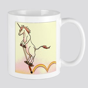 Magical Pogo Unicorn Mug