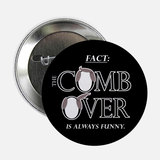Combover Facts - Button