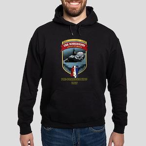 SSN 782 PCU Hoodie (dark)