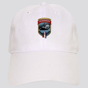 USS Mississippi SSN 782 Cap