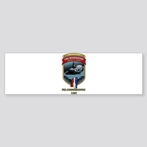 SSN 782 PCU Sticker (Bumper)