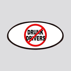 Anti / No Drunk Drivers Patches