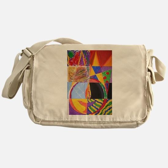 Sisterhood Chalice Messenger Bag