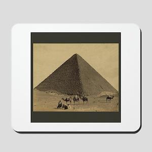 Egyptian Pyramid Mousepad