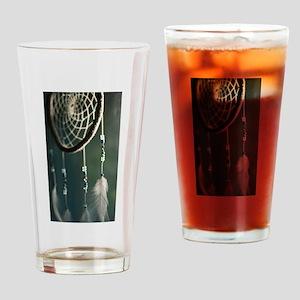 Dream Catcher Drinking Glass