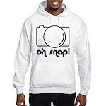 Camera, Oh Snap! Hooded Sweatshirt