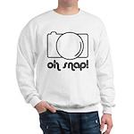 Camera, Oh Snap! Sweatshirt