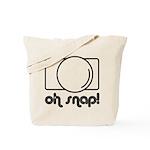 Camera, Oh Snap! Tote Bag