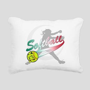 life is better Rectangular Canvas Pillow