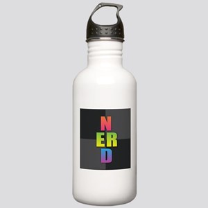 Nerd Stainless Water Bottle 1.0L