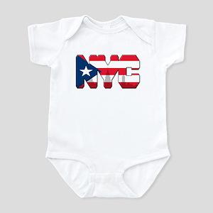New York Puerto Rican Infant Bodysuit