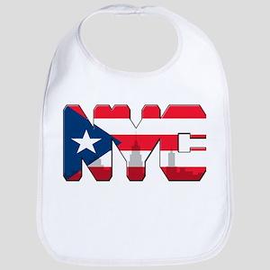 New York Puerto Rican Bib