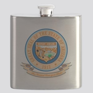 Arizona Seal Flask