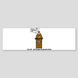 The Sermonator Sticker (Bumper)