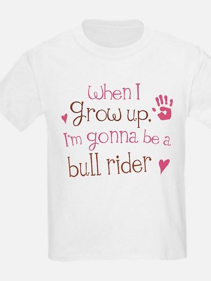 Kids Future Bull Rider T-Shirt