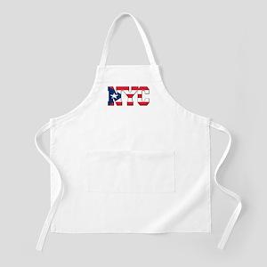 New York Puerto Rican Apron