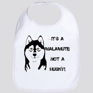 Its a Malamute not a Husky Bib