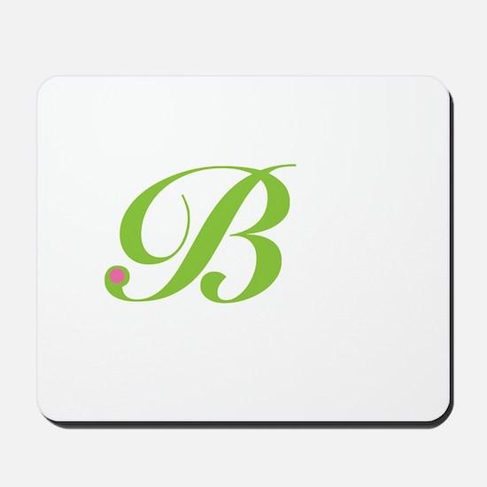 B Mousepad