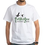 The Wild Geese White T-Shirt