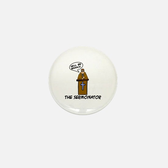 The Sermonator Mini Button