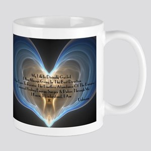 Divinely Guided Abundance Mug