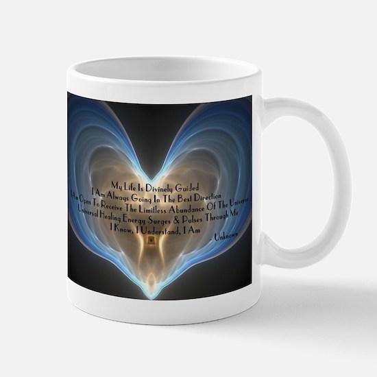 Divinely Guided Abundance Mug