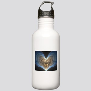 Divinely Guided Abundance Stainless Water Bottle 1