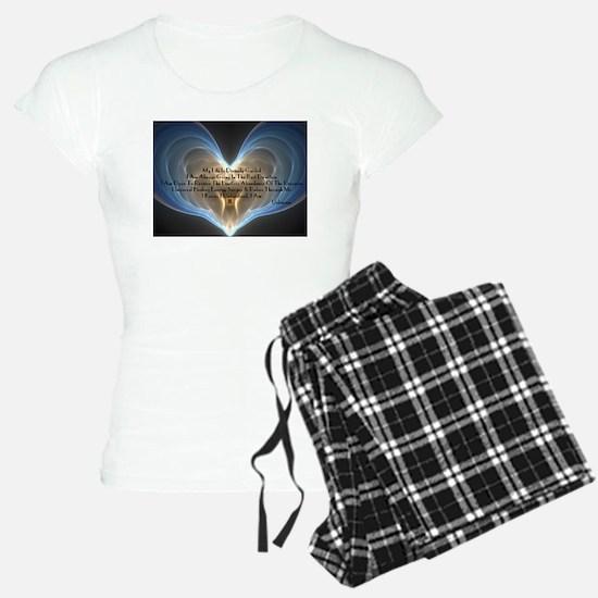 Divinely Guided Abundance Pajamas
