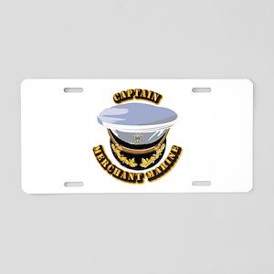 USMM - CPT Aluminum License Plate
