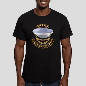USMM - CPT Men's Fitted T-Shirt (dark)