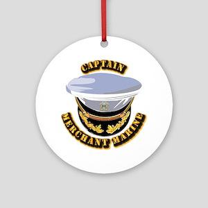 USMM - CPT Ornament (Round)