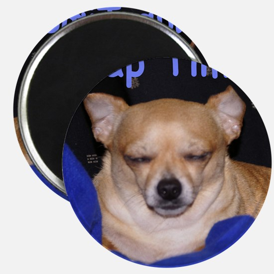 "Chihuahua ""Nap Time"" Magnet"