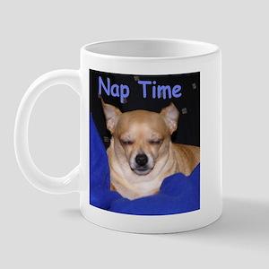 "Chihuahua ""Nap Time"" Mug"