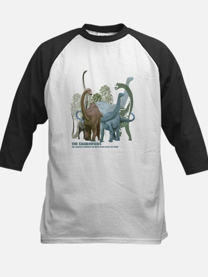 The Sauropods Baseball Jersey