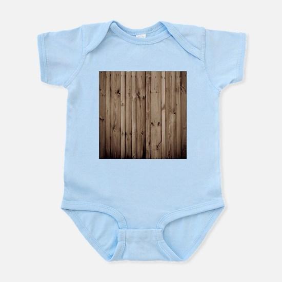 rustic farmhouse barn wood Body Suit