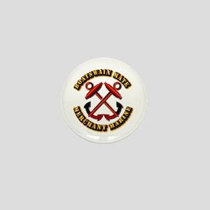 USMM - Boatswain Mate Mini Button