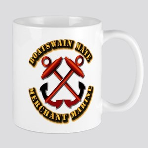 USMM - Boatswain Mate Mug
