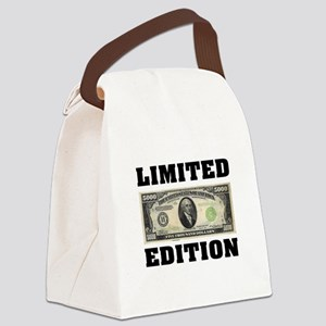 LIMITED EDITION Canvas Lunch Bag