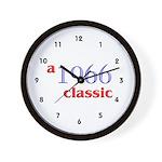 1966 Classic Wall Clock