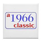 1966 Classic Tile Coaster