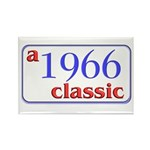 1966 Classic Rectangle Magnet (100 pack)