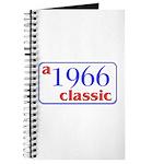 1966 Classic Journal